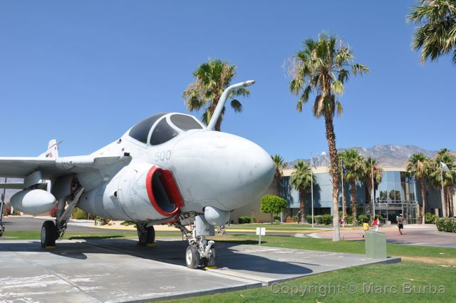 Palm Springs Air Museum: A travel journal