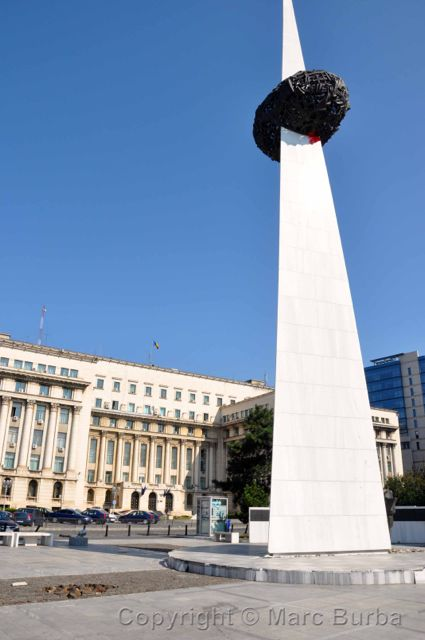 bucharest revolution square