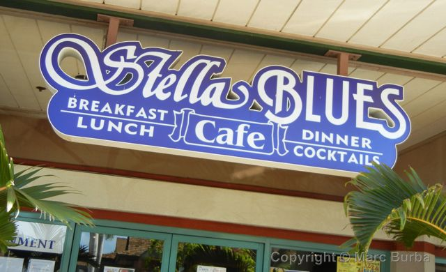 Stella Blues Kihei Maui