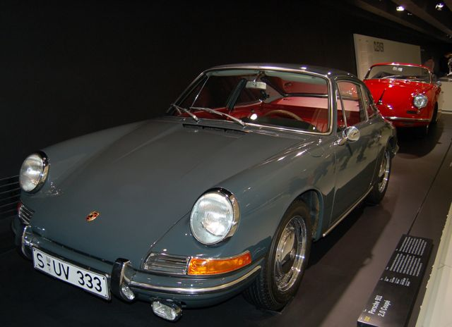Porsche 911 2.0 Coupe, Stuttgart, Germany
