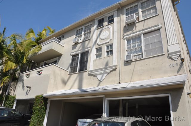Sal Mineo apartment