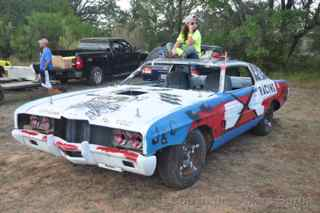 1972 Ford LTD spicewood derby 2014