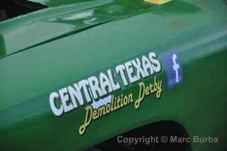 spicewood Central Texas Demolition Derby 2014