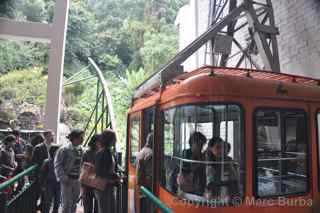Monserrate bogota cable car