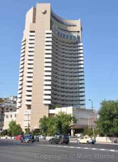 Bucharest InterContinental Hotel