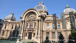 Bucharest CEC Palace
