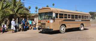 Two Harbors bus