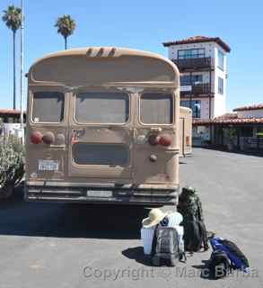 Catalina airport bus