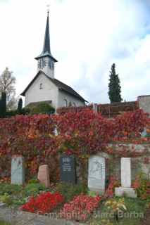 Seegraben cemetery, Switzerland
