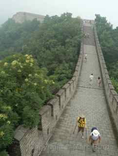 great wall walkers