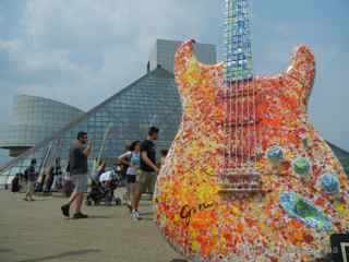 Rock and Roll Hall of Fame GuitarMania