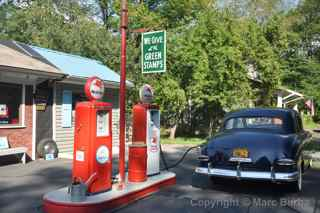 Excelsior, Pa., gas station