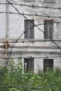 Patarei Prison barbed wire