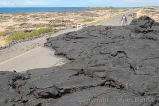 Kilauea Chain of Craters Road Hawaii