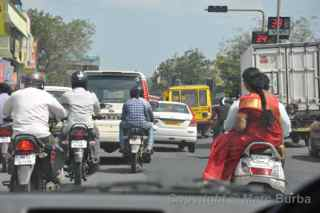 chennai traffic