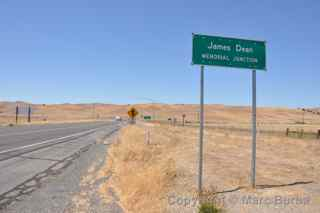 James Dean Memorial Junction
