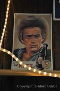 James Dean Jack Ranch Cafe