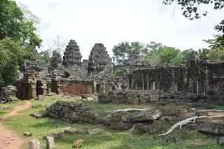 Banteay Kdei collapse