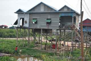 Tonle Sap stilts
