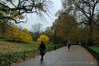 St. James Park London