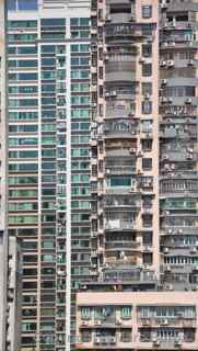 Macau high rise apartments