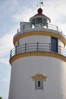 Guia Fortress lighthouse