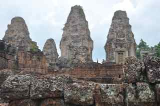 East Mebon terrace