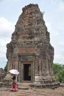 East Mebon tower