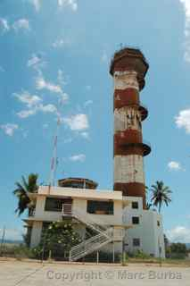 Ford Island Control Tower, Oahu