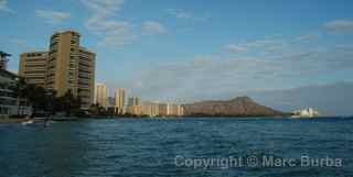 Diamond Head, Oahu, Hawaii
