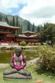 Hawaii Byodo-In temple