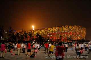 Olympic flame, Beijing Olympics, Beijing China