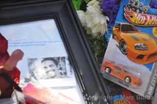 Paul Walker Memorial Meet Hot Wheels