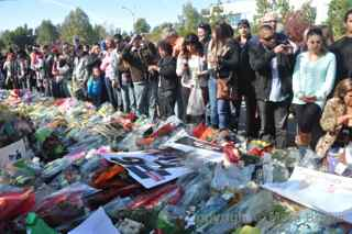 Paul Walker Memorial Meet crowd