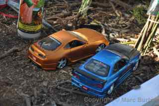 Paul Walker Memorial Meet toy cars