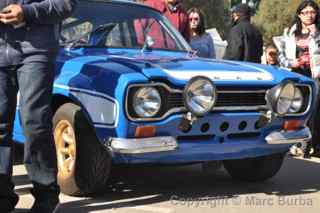 Paul Walker Memorial Meet Ford Escort