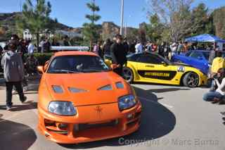 Paul Walker Memorial Meet replica