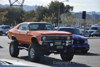 Paul Walker Memorial Meet Chevrolet Nova