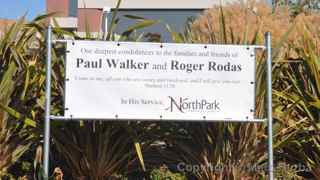 Paul Walker Memorial Meet NorthPark Church