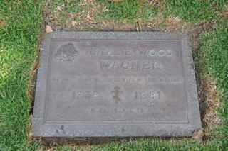 Pierce Bros. Westwood Village Natalie Wood Wagner