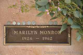 Pierce Bros. Westwood Village Marilyn Monroe