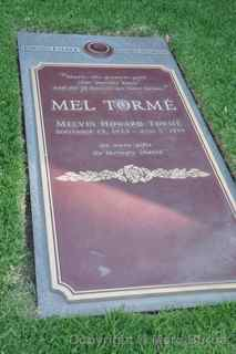 Pierce Bros. Westwood Village Mel Torme