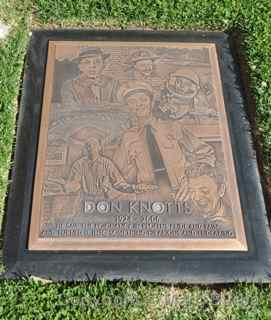 Pierce Bros. Westwood Village Don Knotts