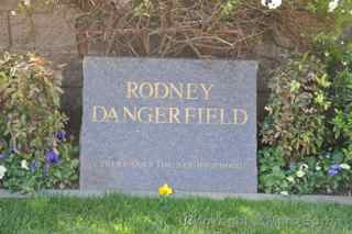 Pierce Bros. Westwood Village Rodney Dangerfield