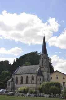Saint-Avold protestant church