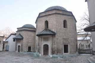 mosque mausoleums