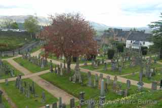 Stirling Old Town Cemetery