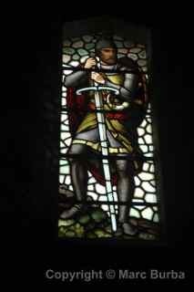 Wallace Monument stained glass