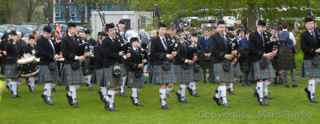 West Lothian Highland Games