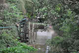 water wheel, Siem Reap Cambodia